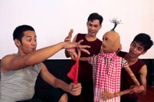 FFD puppet