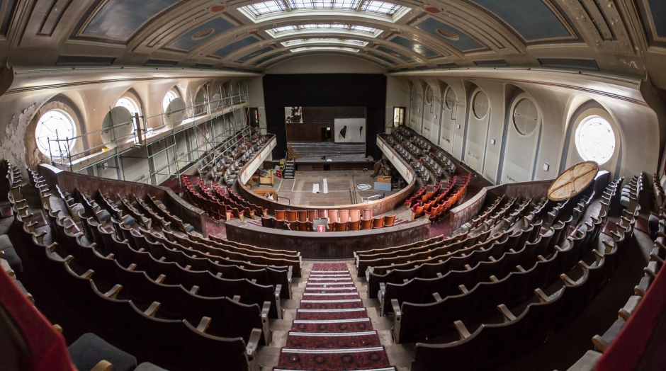 Leith Theatre full balcony Photo Credit Chris Scott Photography 8942__