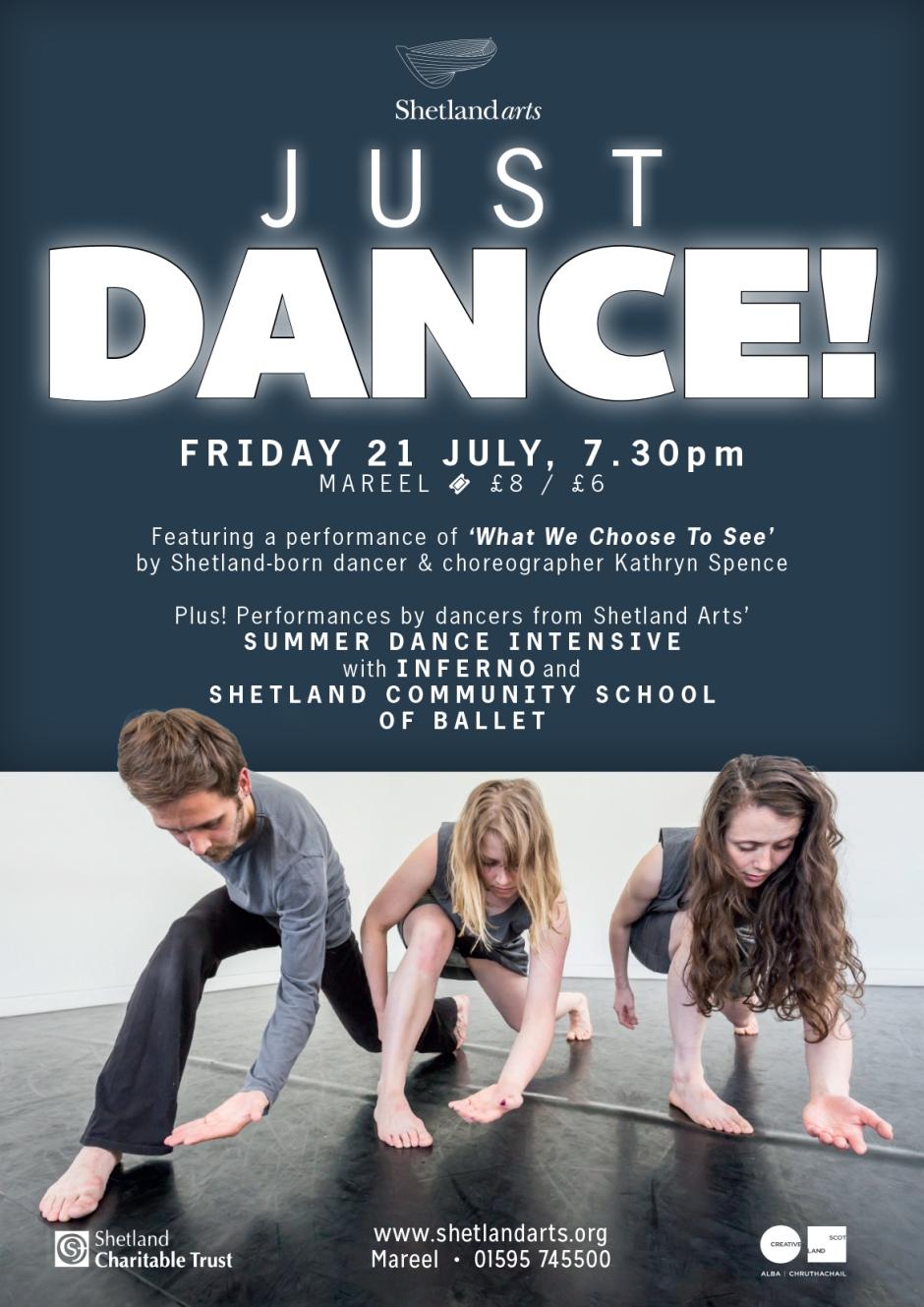 Just Dance Poster FINAL