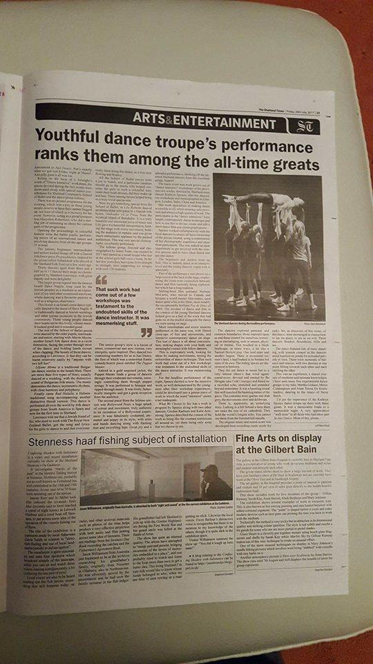 Shetland review