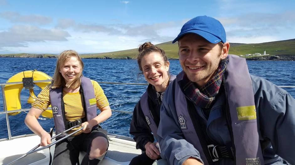 Shetland sailing 2
