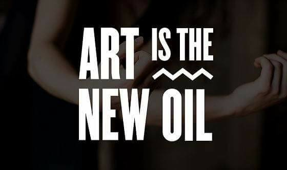 Art is the New Oil